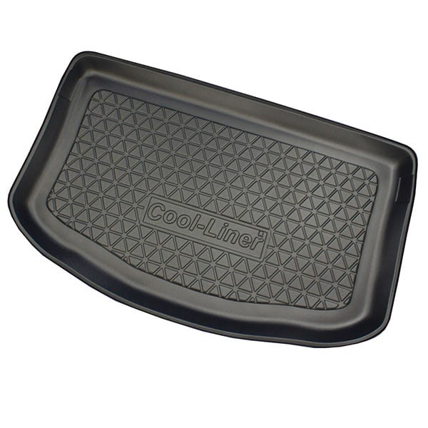 Rear cargo boot trunk mat  Lancia Musa