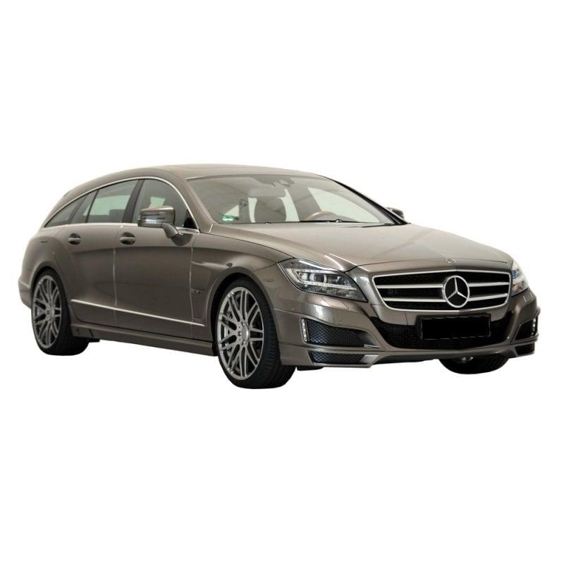 Bagagerumsmatta Mercedes CLS Shooting Brake