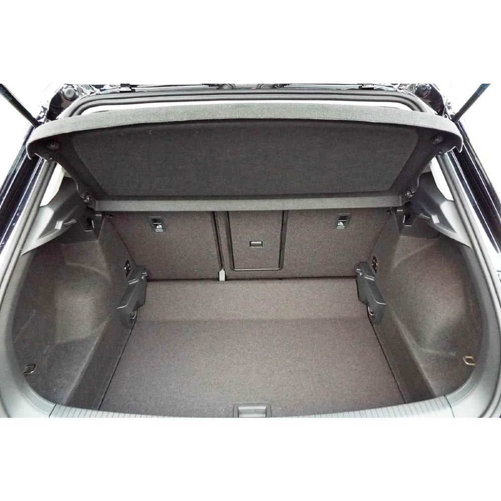 Bagagerumsmatta till VW T-ROC för underdelen