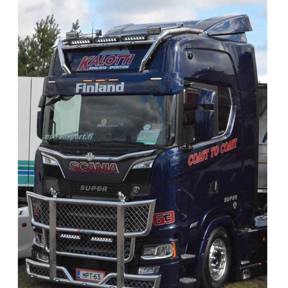Frontskydd passande nya Scania Nextgen 2017-