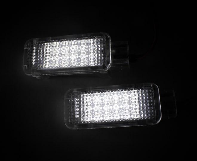 Audi Courtesy LED