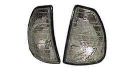 Klarglas blinkers MB W124