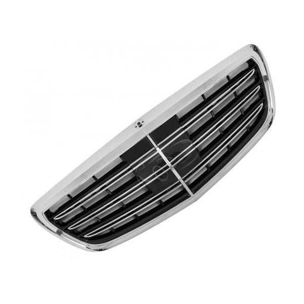 Styling grill krom Mercedes W222 S-klass