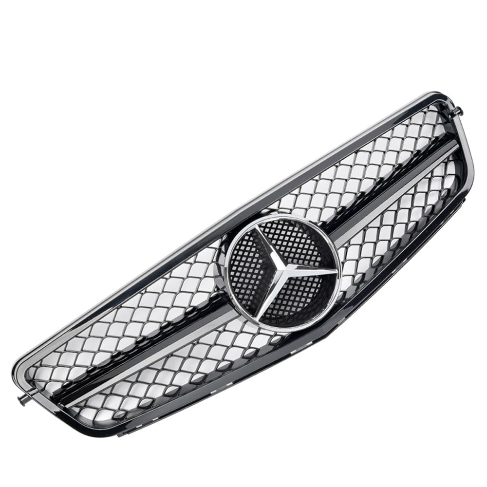 Honeycomb Grill Mercedes W204
