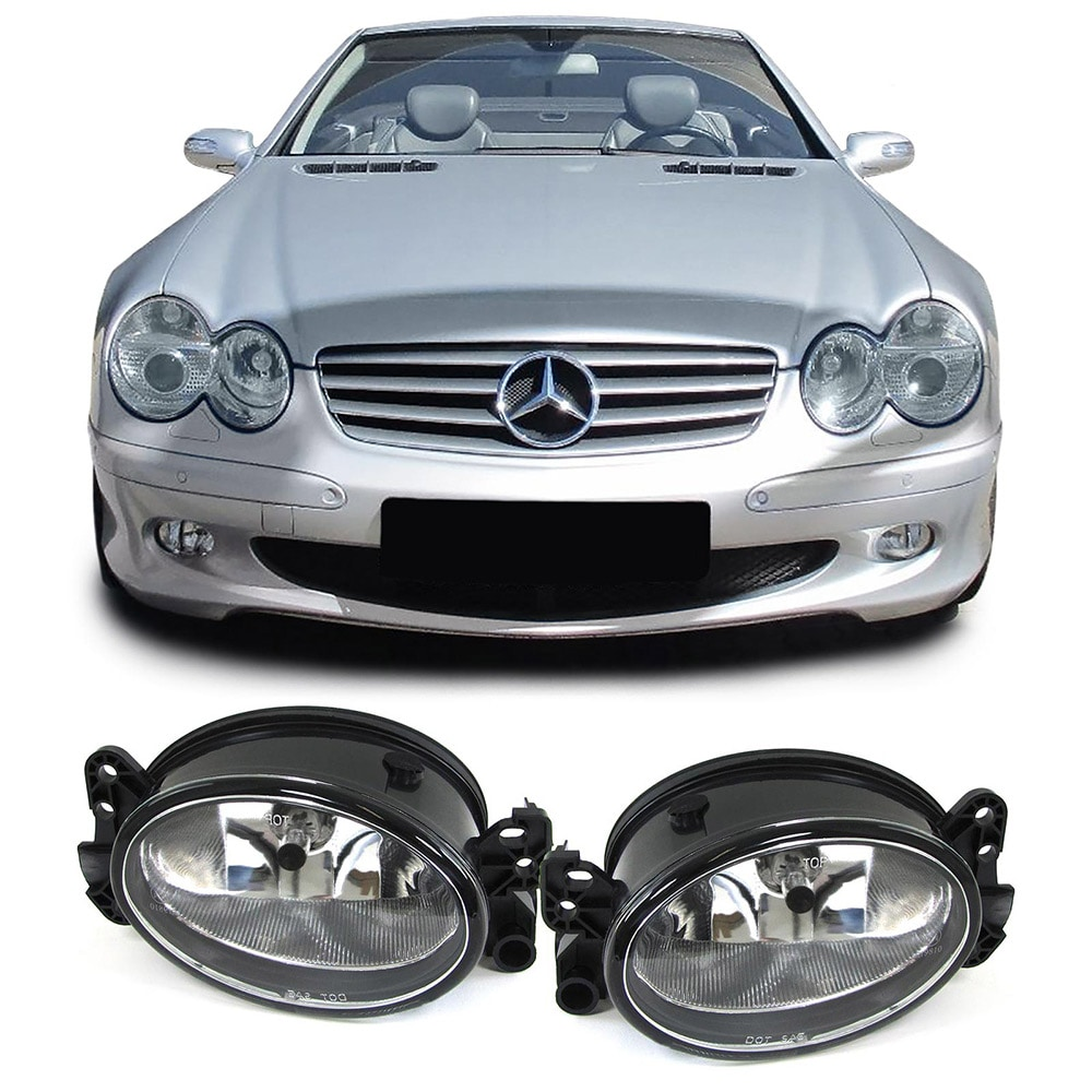 Dimljus Mercedes W204 C-klass