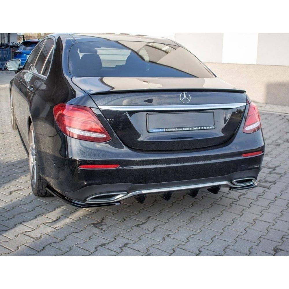 Spoilervinge Mercedes W213 AMG-line