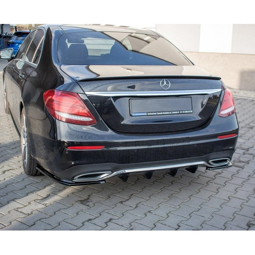 Diffusor (insats för bakstötfångare) Mercedes W213 E43 AMG / AMG-line