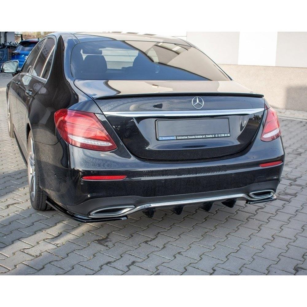 Bakre diffusorinsatser Mercedes W213 E43 AMG / AMG-line