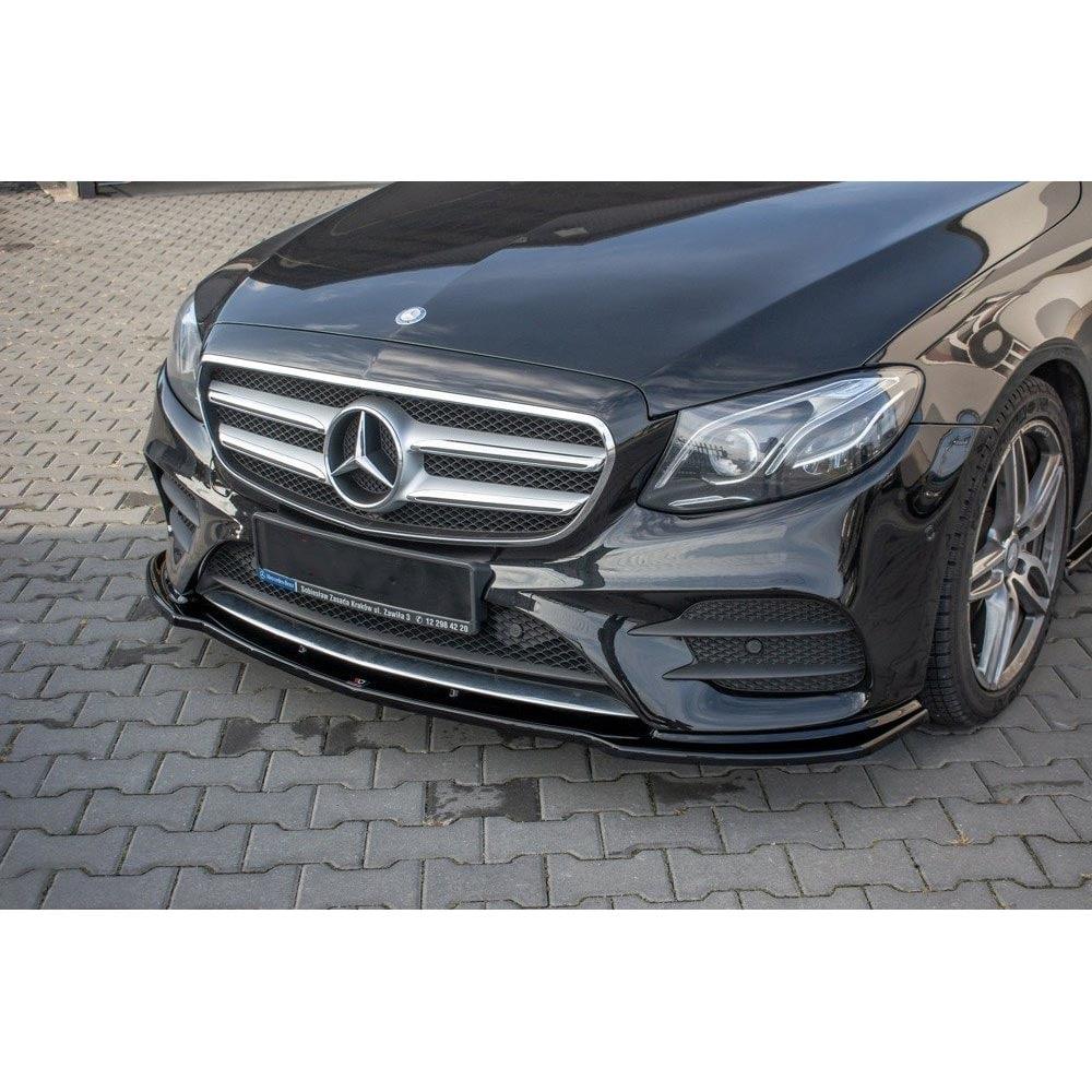 Frontsplitter till Mercedes W213 E43 AMG / AMG-line