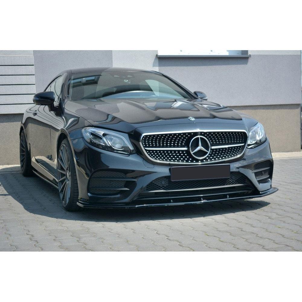 Frontsplitter till Mercedes W213 Coupé AMG-line