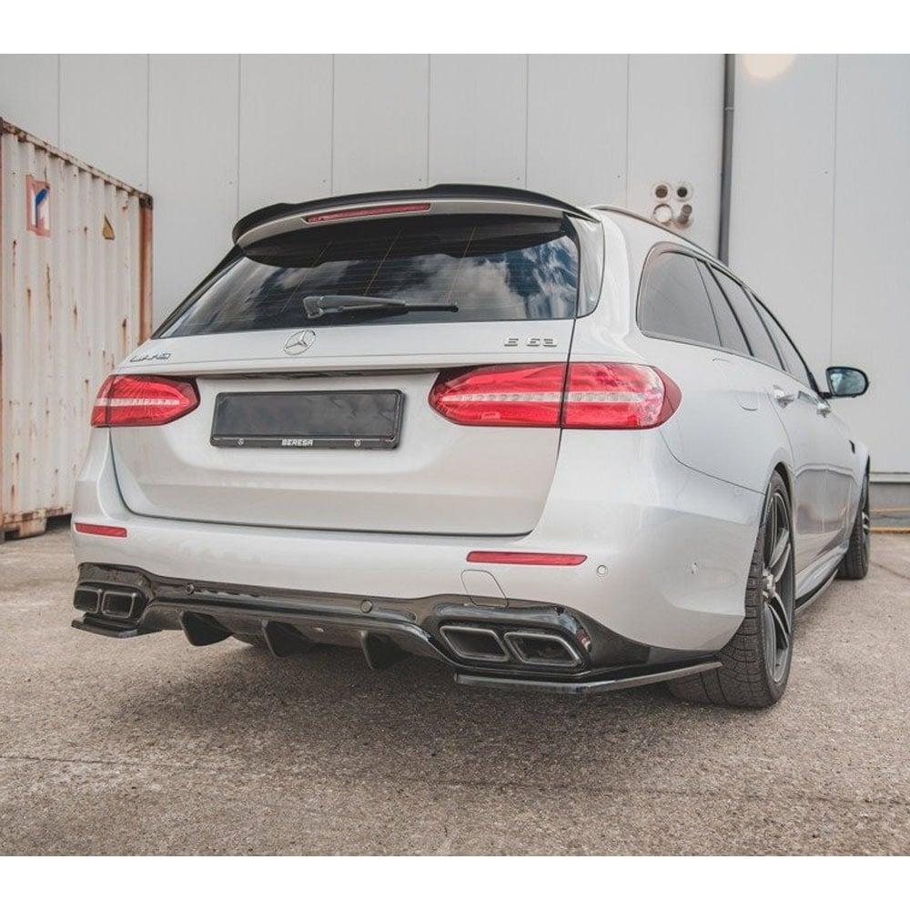 Spoilervinge Mercedes S213 E63 AMG