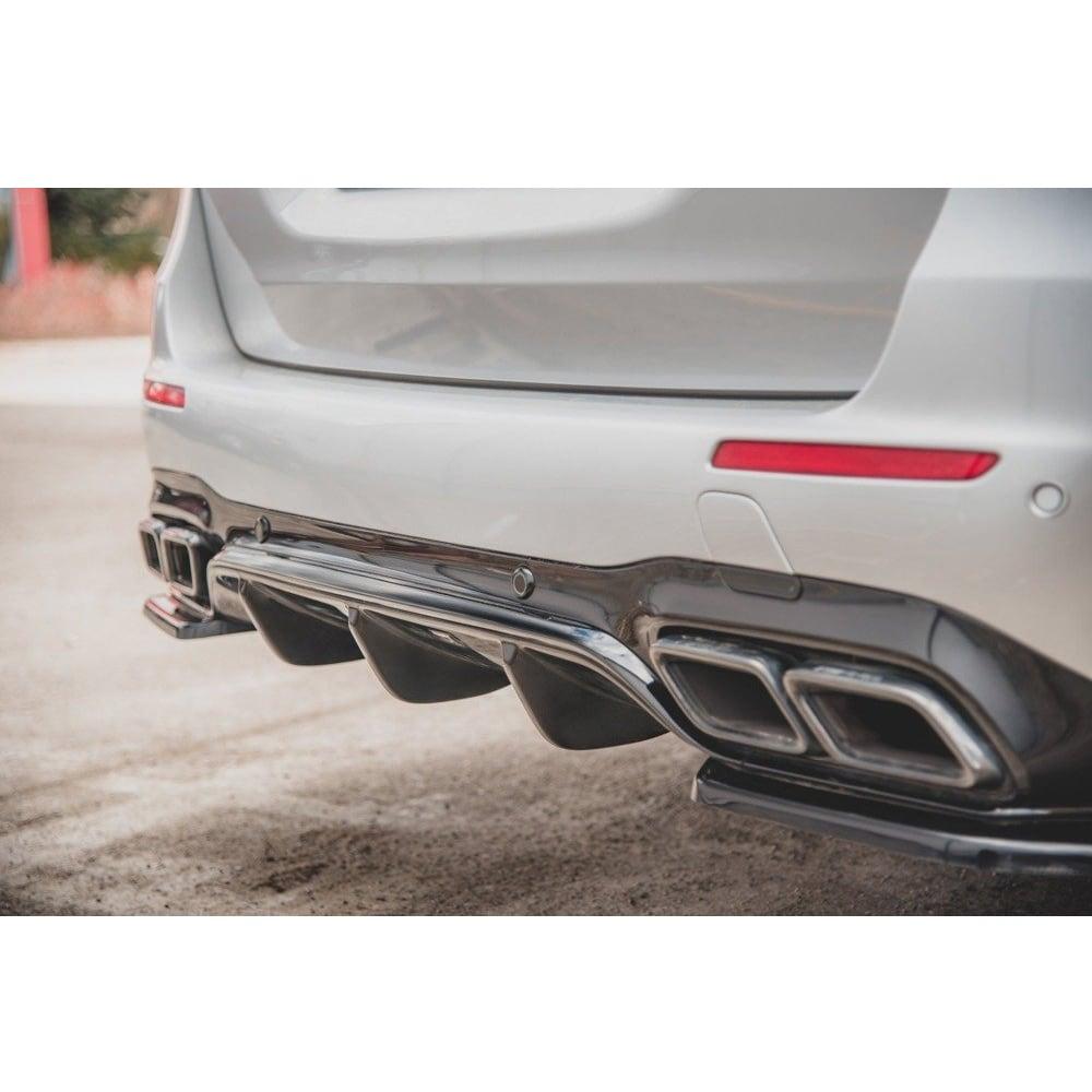 Diffusor (insats för bakstötfångare) Mercedes S213 E63 AMG
