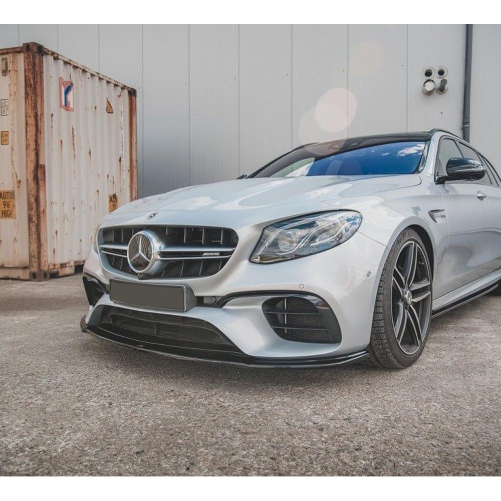 Frontsplitter till Mercedes W213/S213 E63 AMG