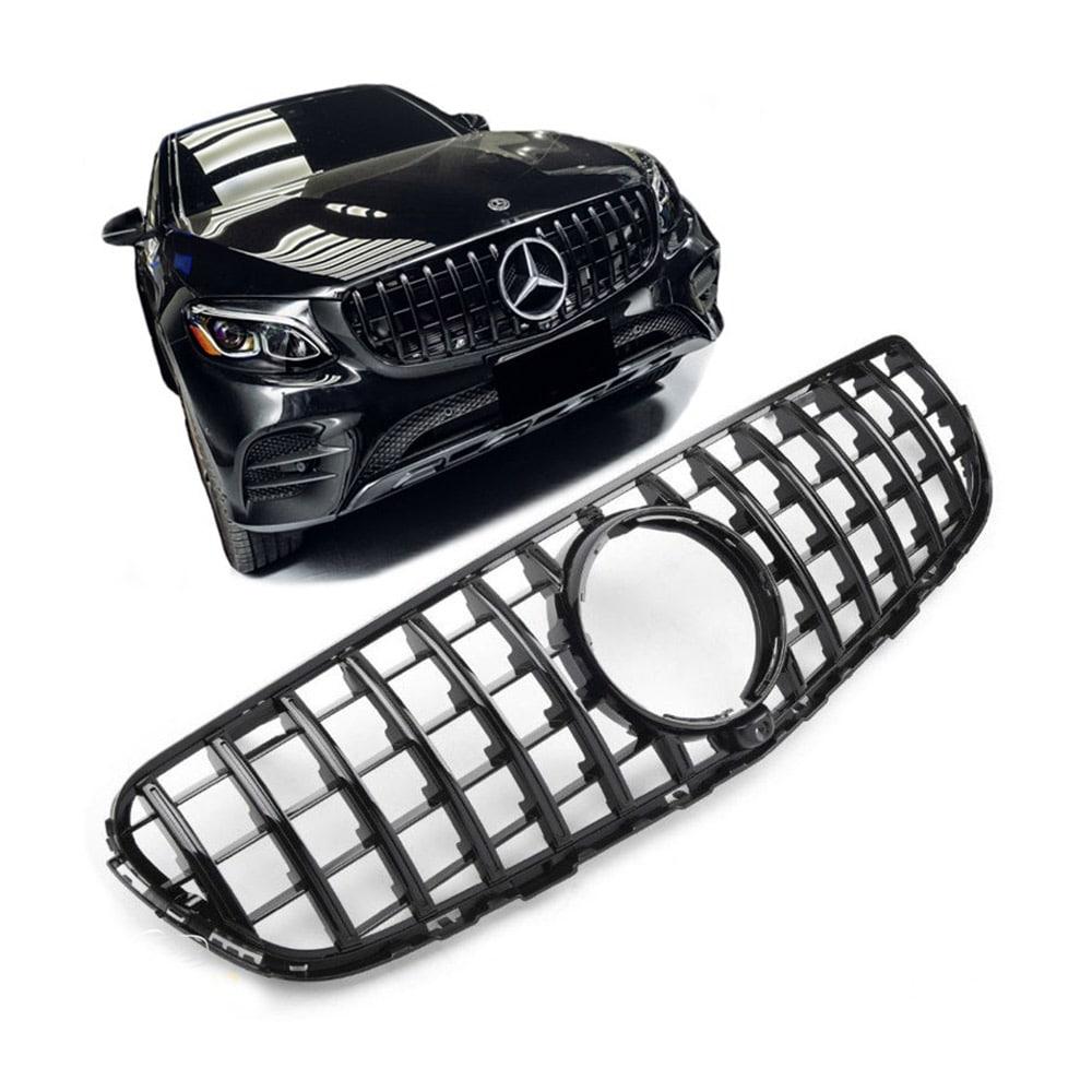 Styling Grill Svart Mercedes GLC