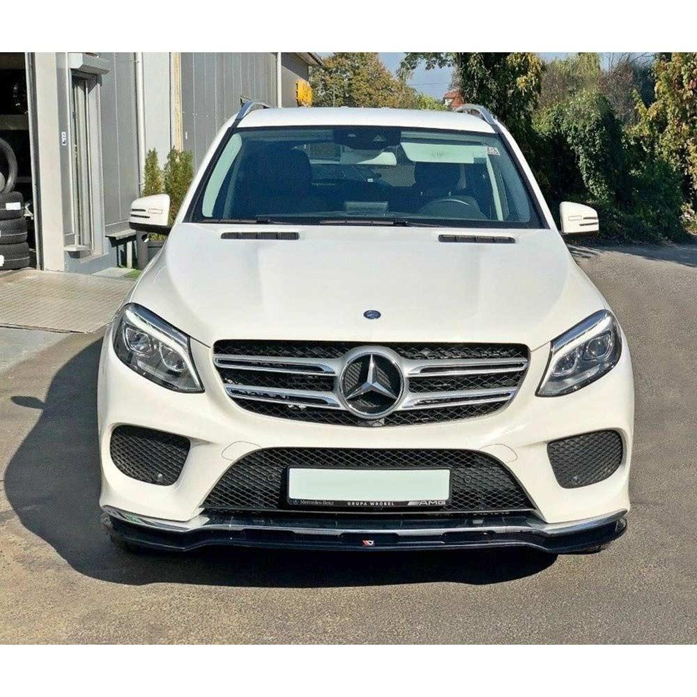 Frontsplitter till Mercedes GLE W166 AMG-Line