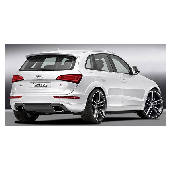H&R adjustable lowering springs HVF Audi SQ5 FY