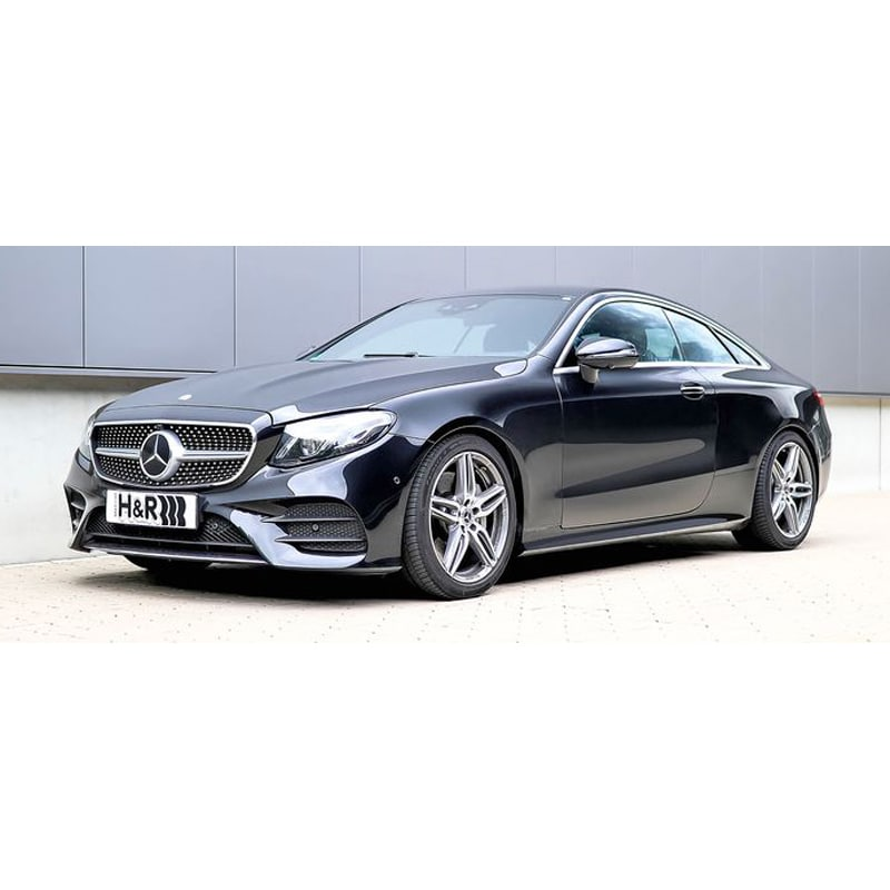 H&R HVF Justerbar Sänkningssats Mercedes W213 Sedan/Coupe