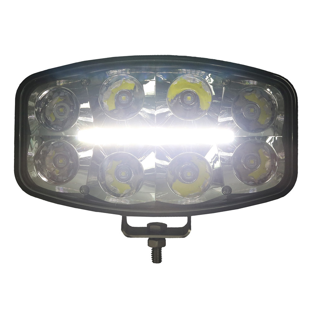Extraljus DELTA LED 9,6´ - SLD