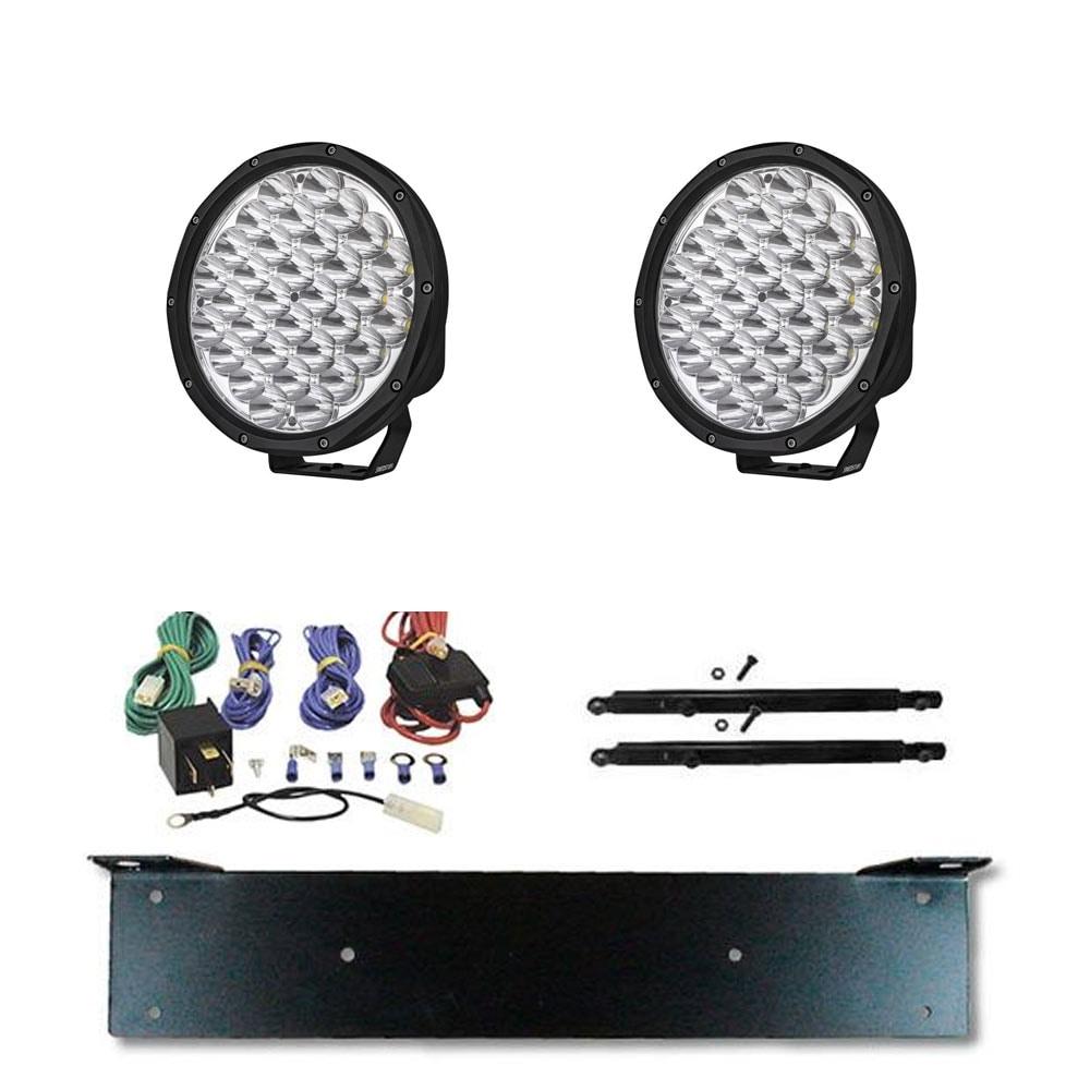 Extraljus LED Swedstuff 9´ 90W