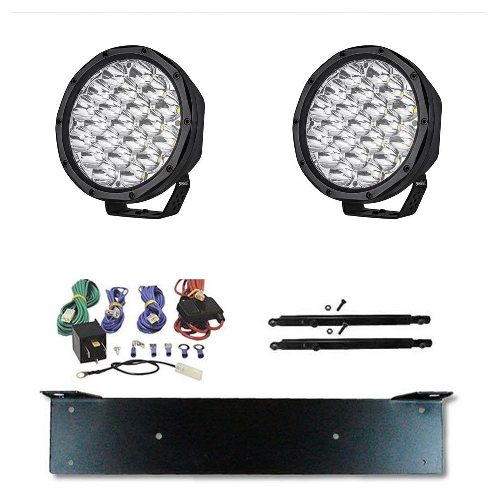 Extraljus LED Swedstuff 7´ 65W