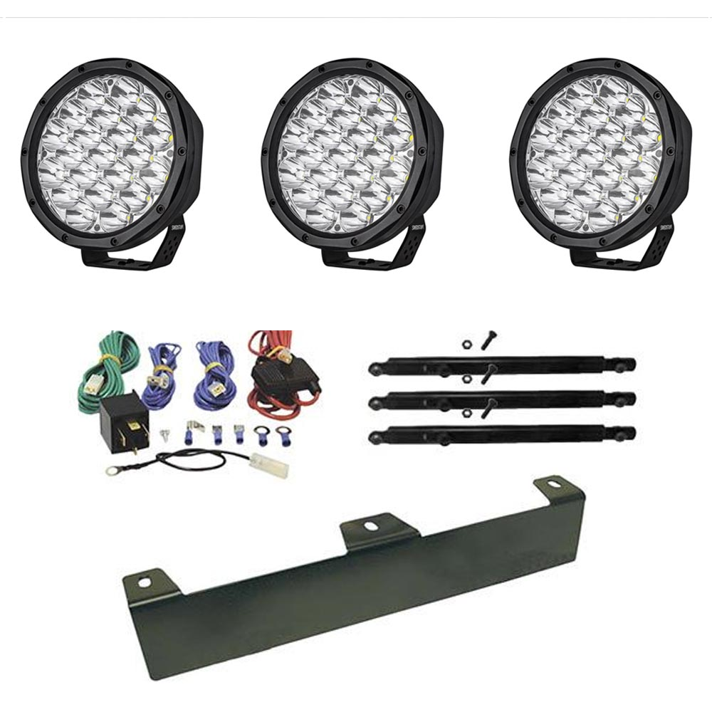 Extraljus LED Swedstuff 7´ 65W