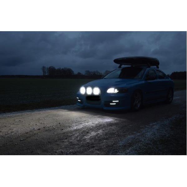 Extraljus Atlas 9´ LED - SC
