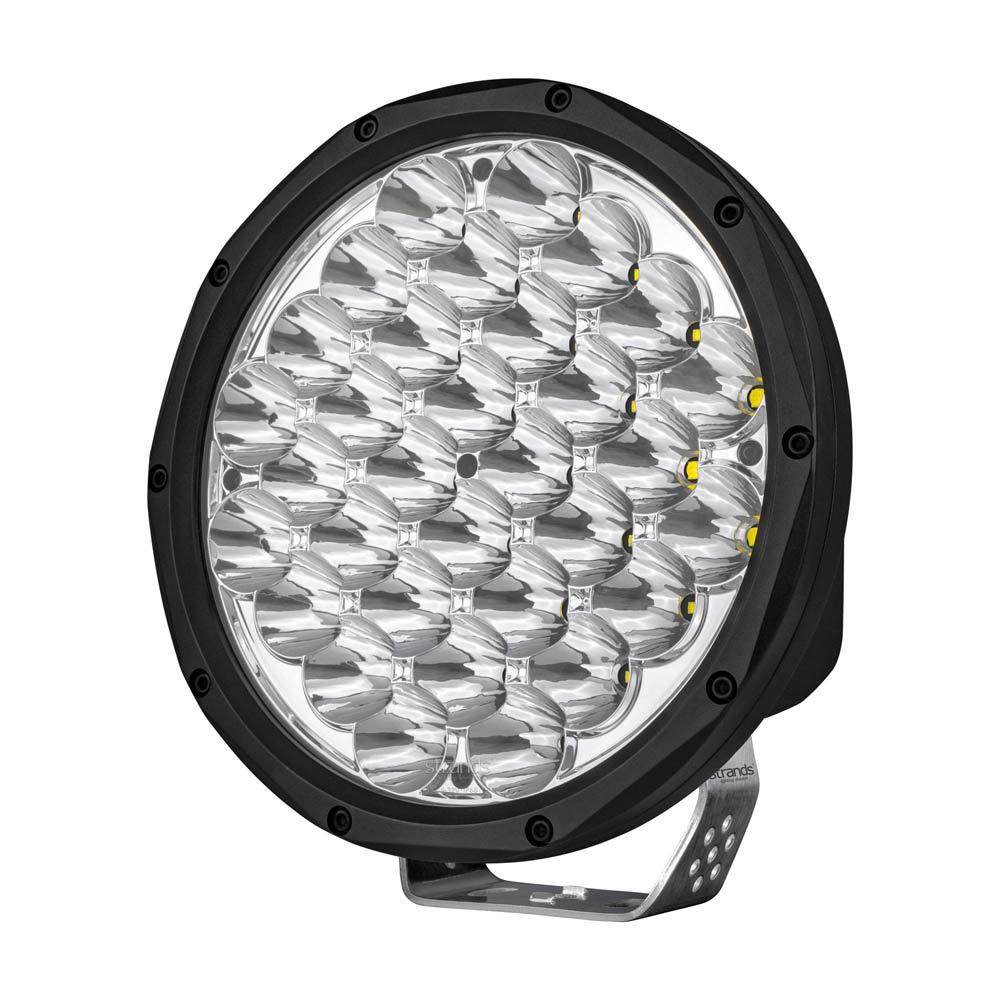 """Extraljus Yukon 9"""" LED - SLD"""