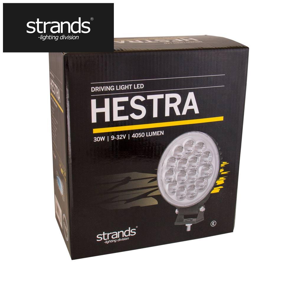 Extraljus Hestra 7´ LED - SLD