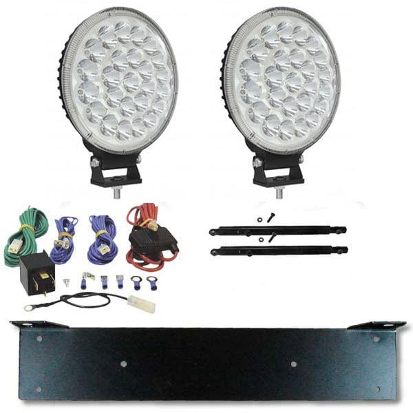 Paketpris 2-pack Extraljus Boda LED 9´