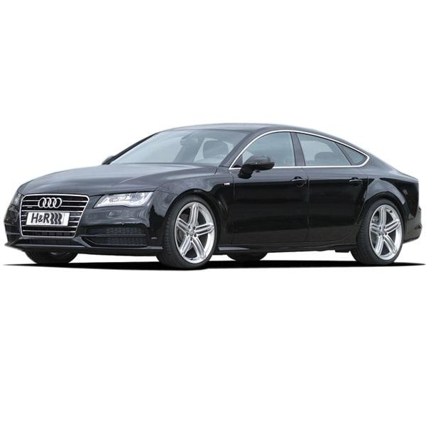 H&R Ställbart chassi Audi A7 4G