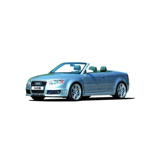 H&R Sänkningssats Audi A4/S4 Cab