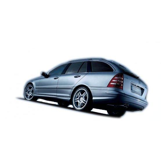H&R Sänkningssats Mercedes W203 C Class T-modell