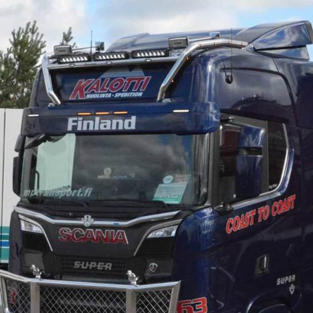 Takbåge passande Scania Nextgen 2017->