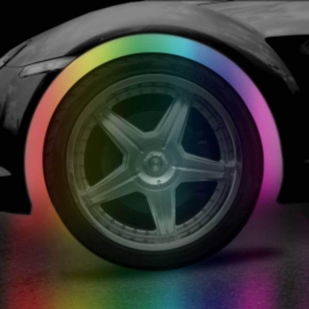Under Car Kit Multicolor