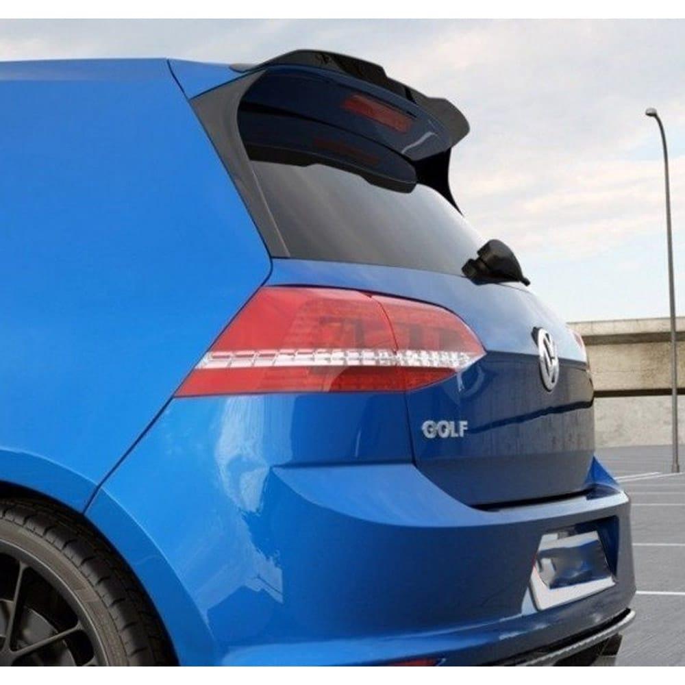 Spoilervinge diskret Golf 7 R/GTI