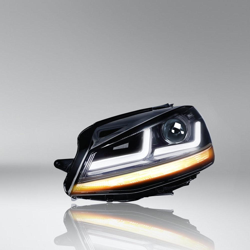 LED OSRAM strålkastare Golf 7