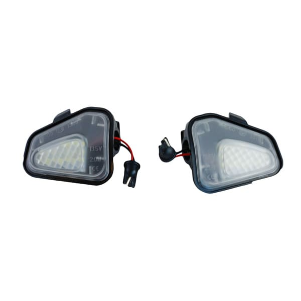 VW LED under spegeln Passat/Scirocco