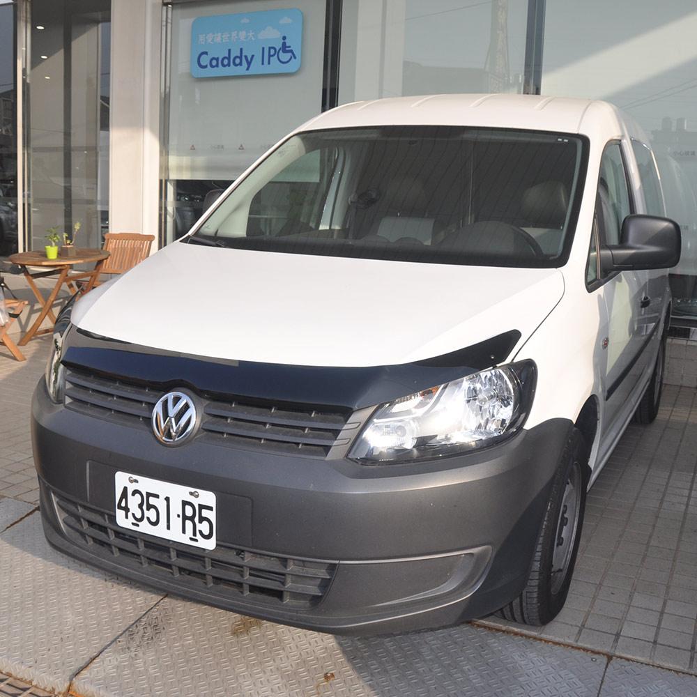 Bonnet guard protector VW Caddy