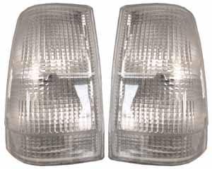 Styling blinkers fram Volvo 740