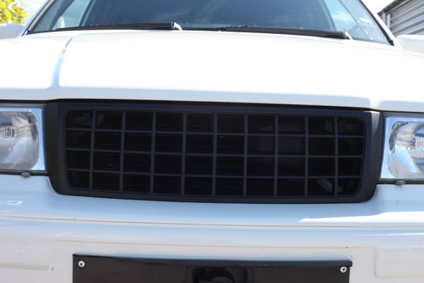 Svart XC Grill Volvo 960 & S/V 90