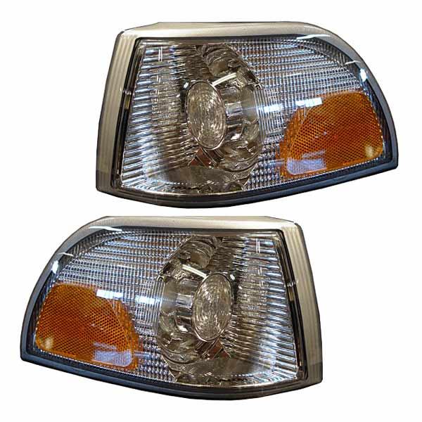 Volvo S/V70 USA blinkers Krom