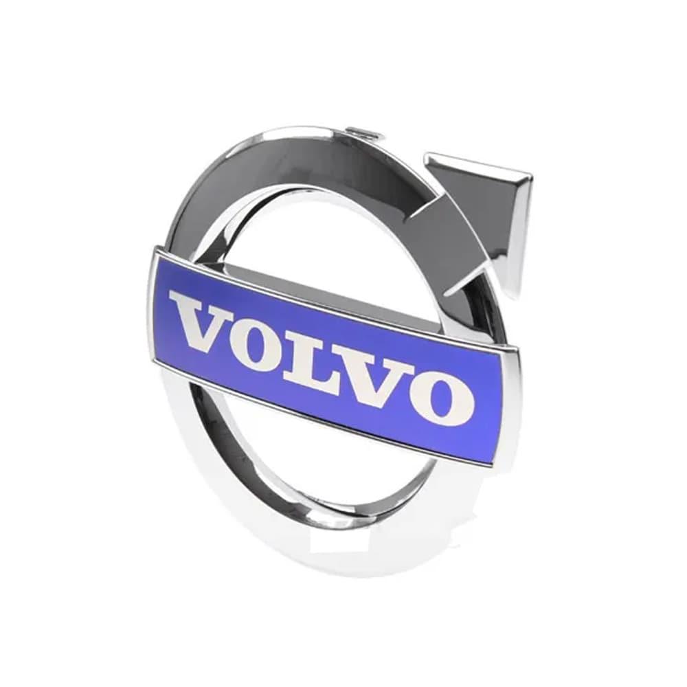 Volvo original emblem för grill