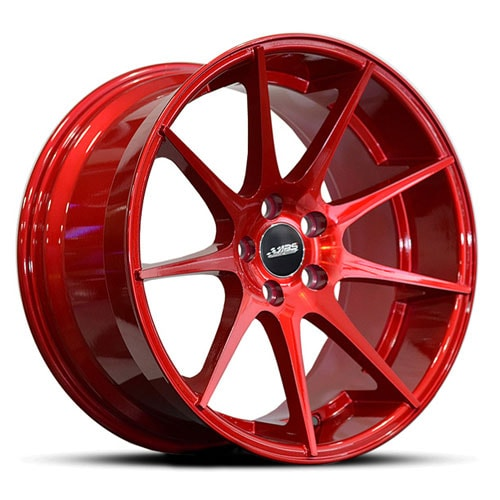 ABS 356 CandyRed
