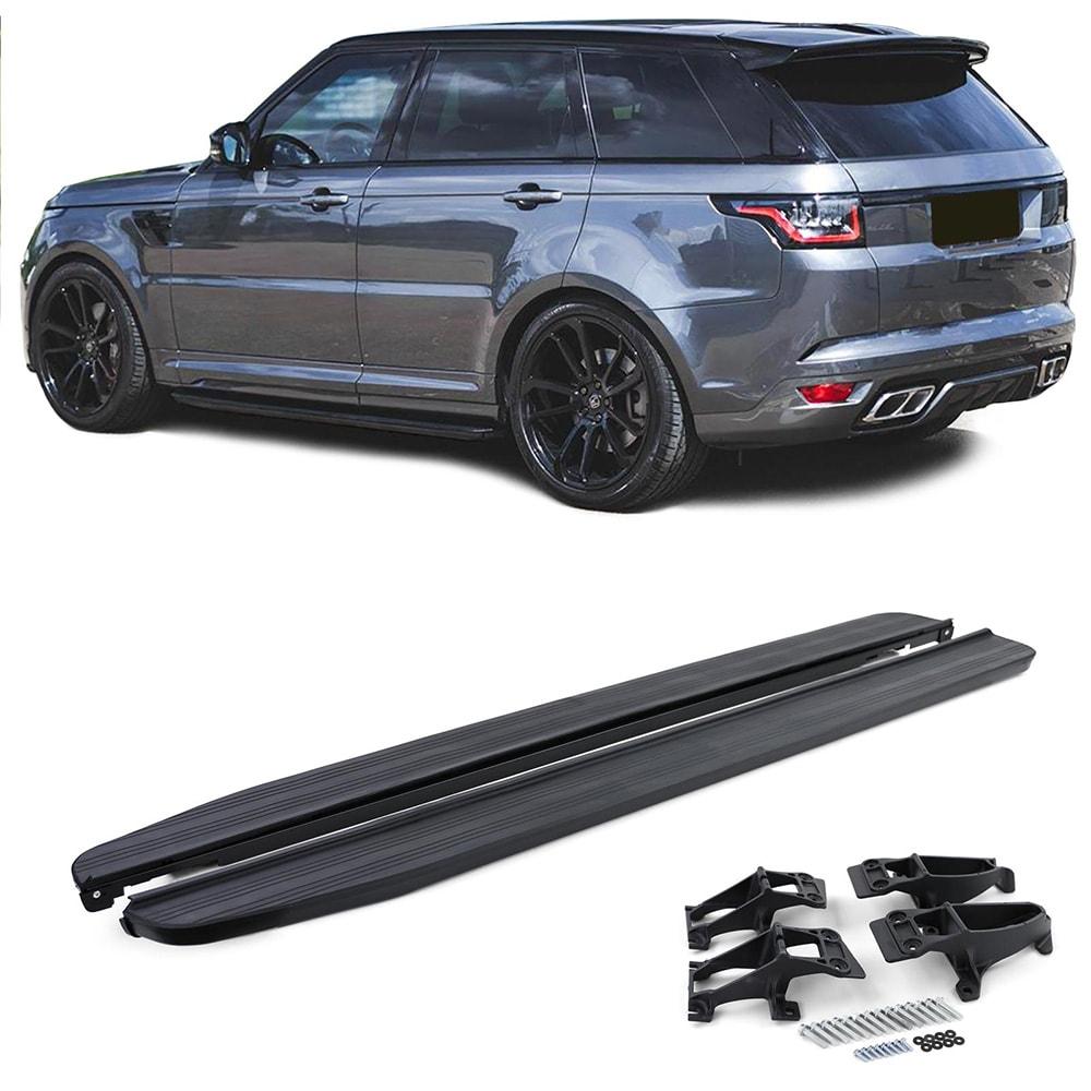 Sidesteps Range Rover Sport