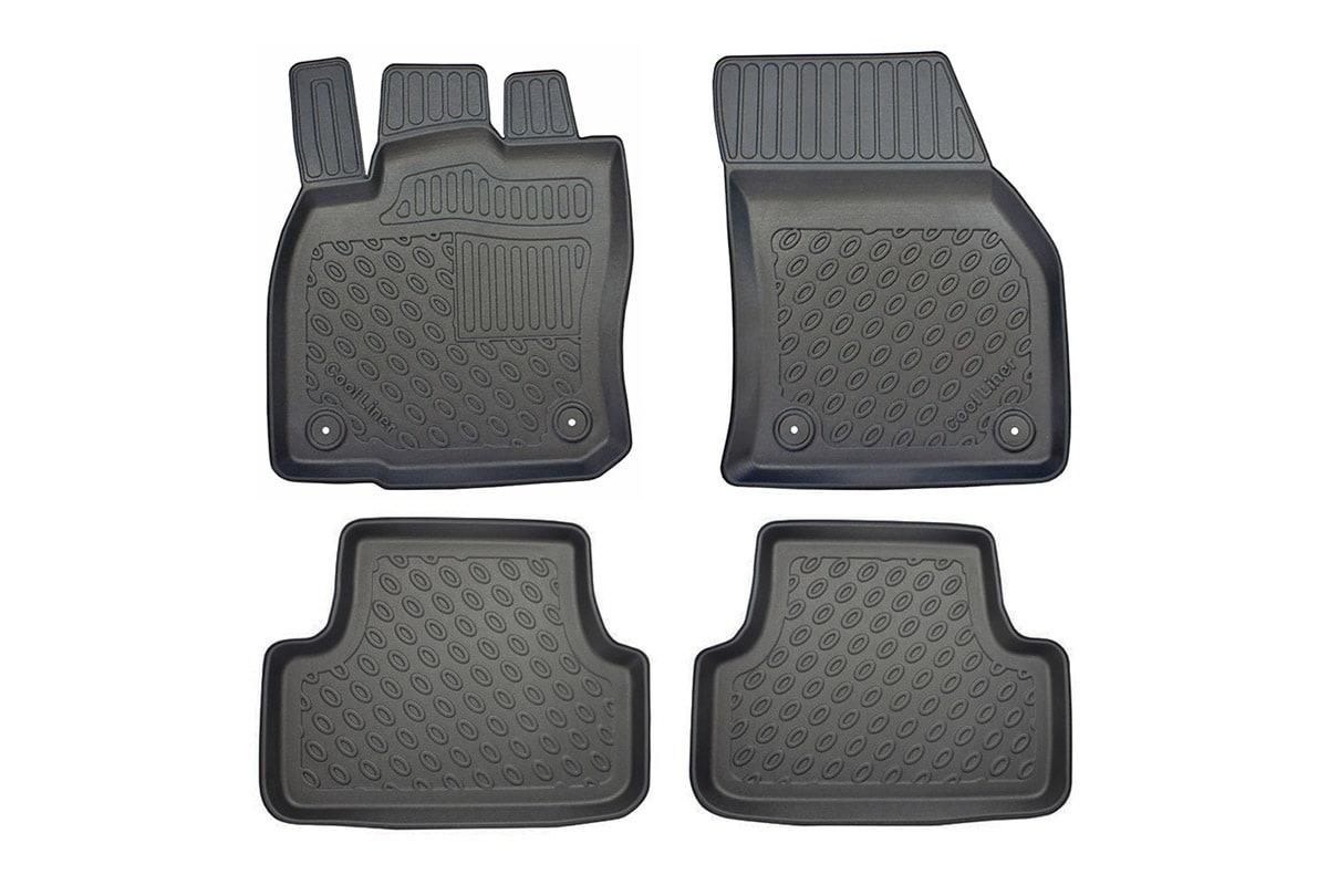 Golvmattor Plast Seat Ateca / Skoda Karoq