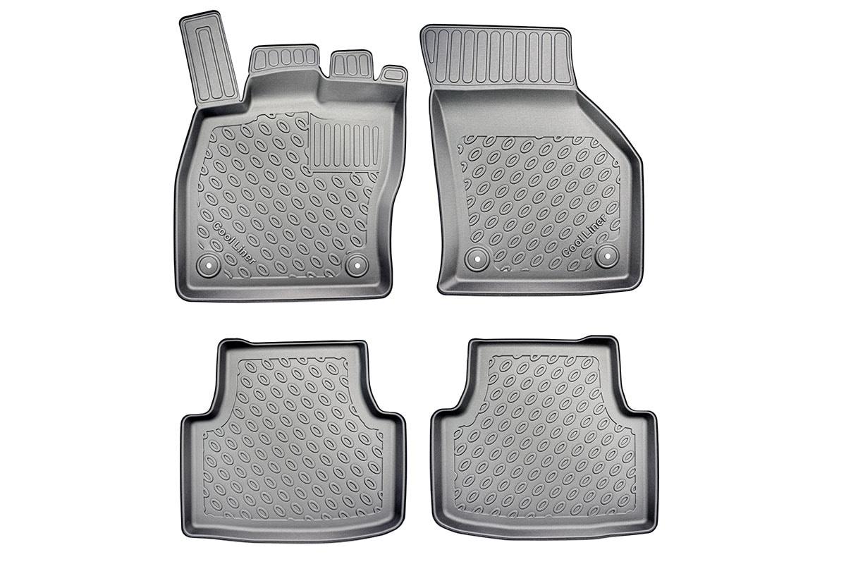 Golvmattor Plast Seat Leon IV (KL) / Seat Leon IV (KL) Sportstourer