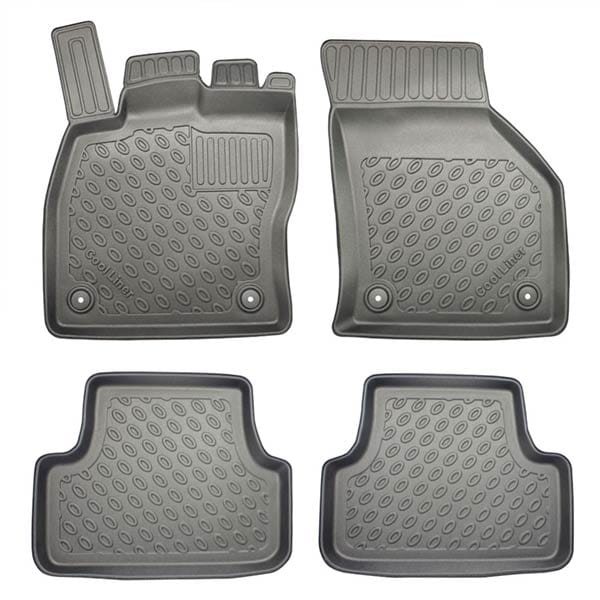 Golvmattor Plast VW Golf VII/Seat Leon III