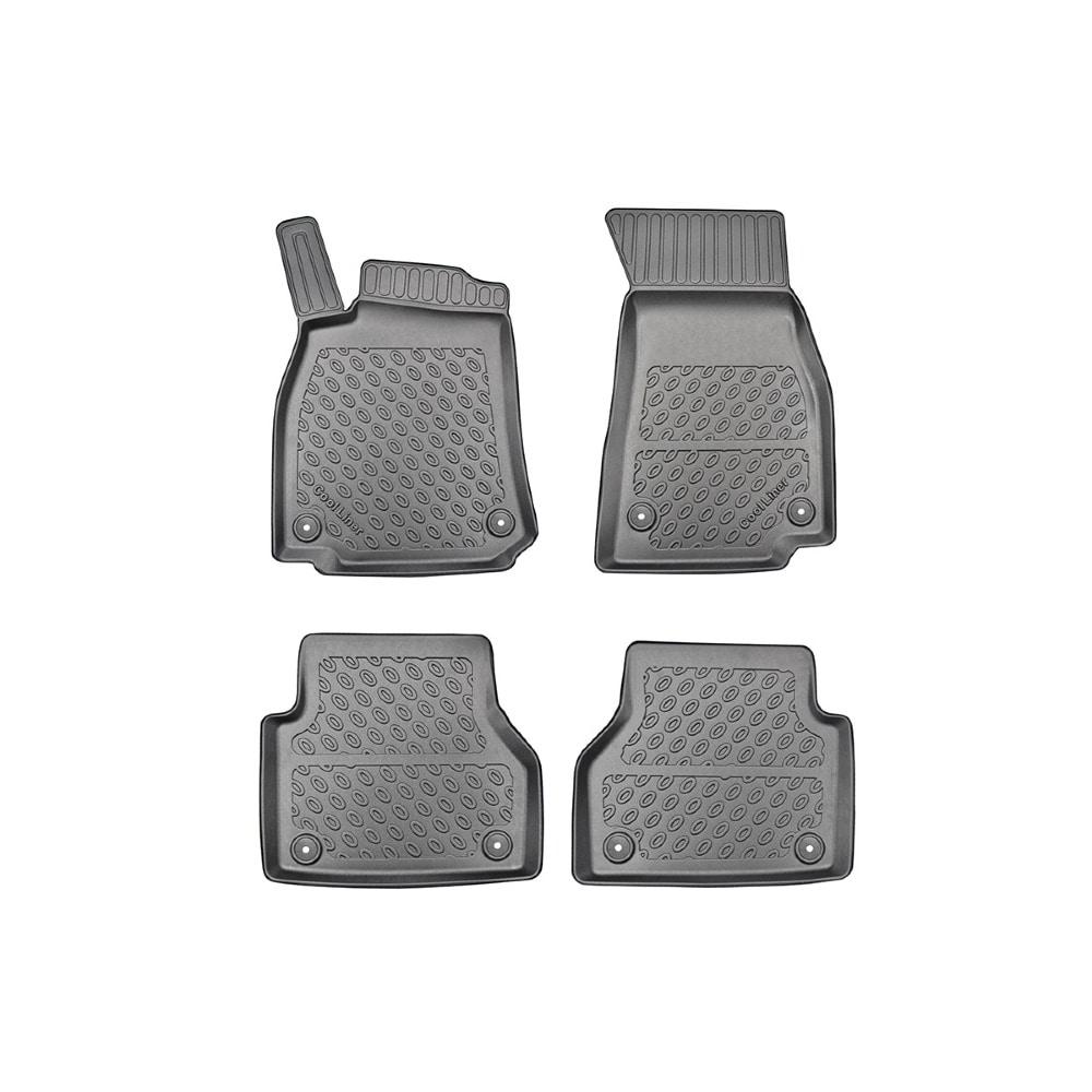 Golvmattor Plast Audi A6/A7