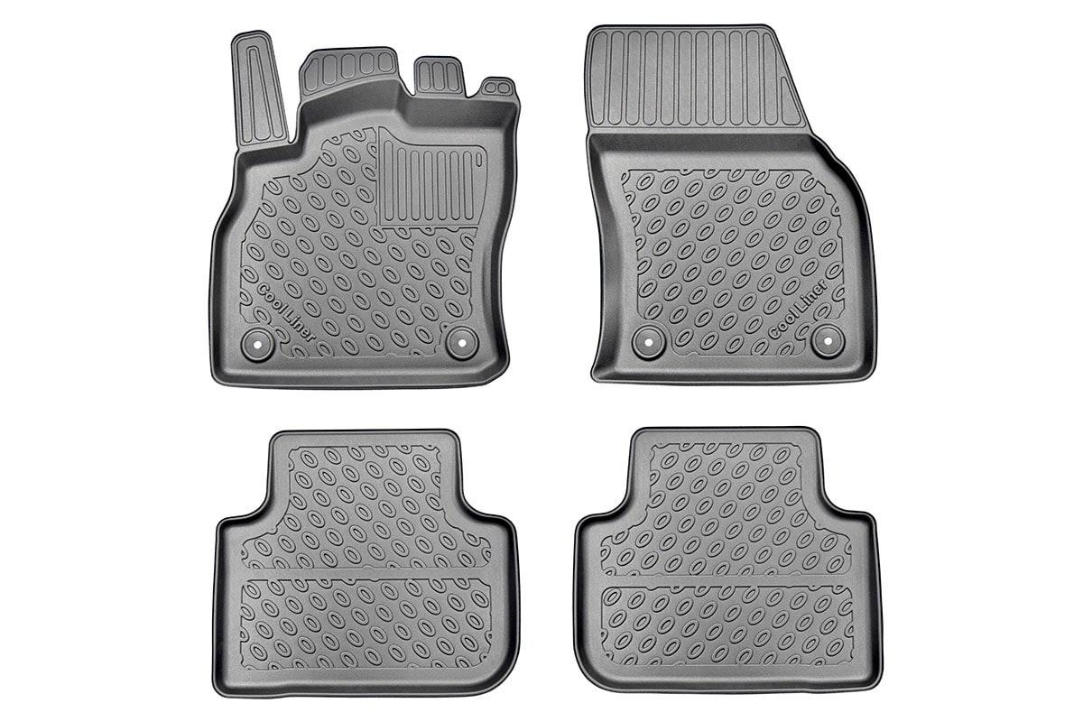 Golvmattor Plast Audi Q3 (F3) & Quattro / Audi Q3 Sportback