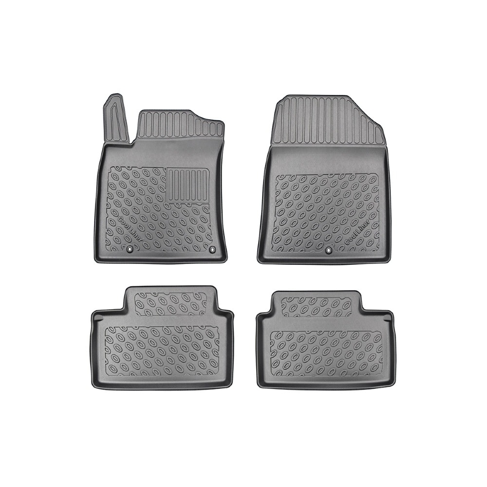 Golvmattor Plast Kia Ceed III / Hyundai i30 III
